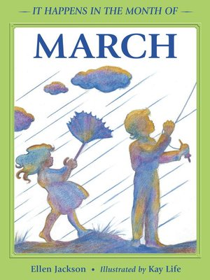 cover image of It Happens in the Month of March
