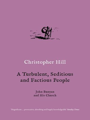 cover image of A Turbulent, Seditious and Factious People
