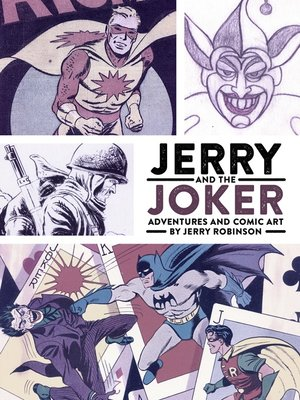 cover image of Jerry and the Joker