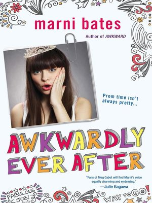 cover image of Awkwardly Ever After
