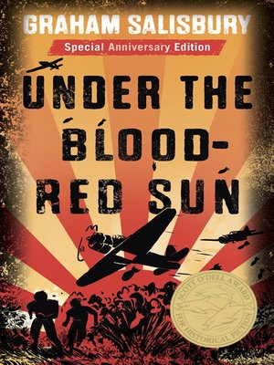 cover image of Under the Blood-Red Sun