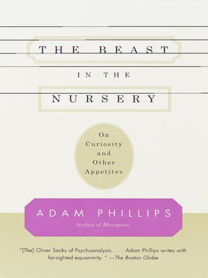 cover image of The Beast in the Nursery