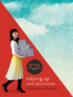 cover image of Tidying Up with Marie Kondo