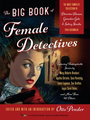 cover image of The Big Book of Female Detectives