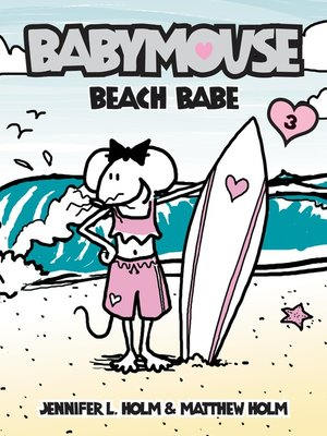 cover image of Beach Babe