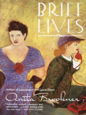 cover image of Brief Lives