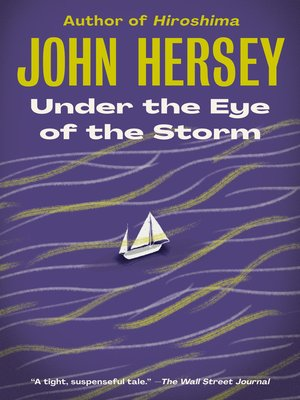 cover image of Under the Eye of the Storm