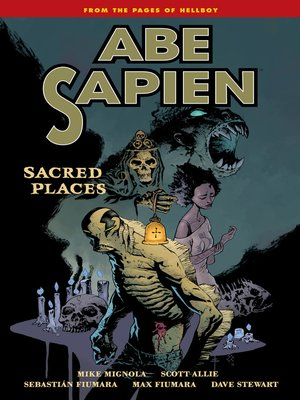 cover image of Abe Sapien (2008), Volume 5