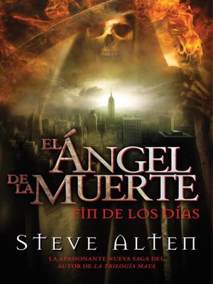 cover image of Ángel de la muerte