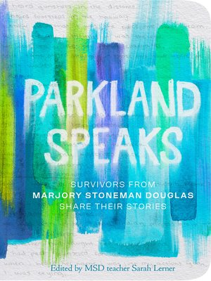 cover image of Parkland Speaks