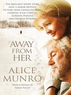 cover image of Away from Her
