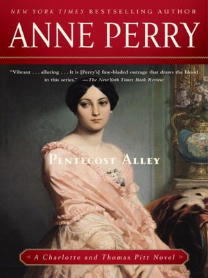 cover image of Pentecost Alley