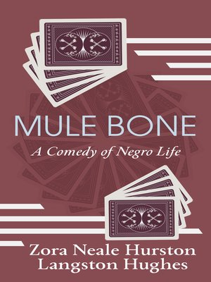 cover image of Mule Bone