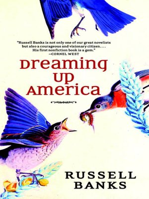cover image of Dreaming Up America