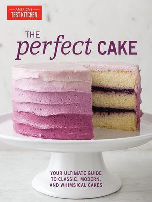 cover image of The Perfect Cake