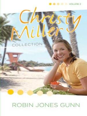 cover image of Christy Miller Collection, Volume 2