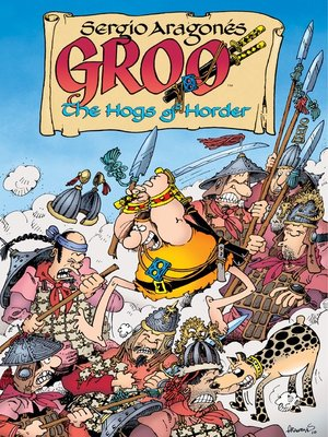 cover image of Groo: The Hogs of Horder