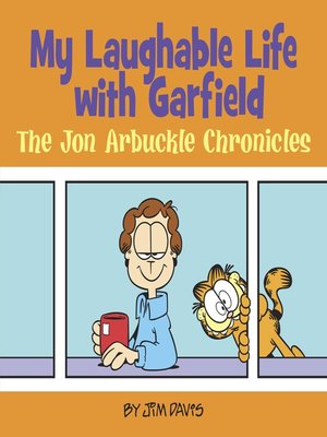 cover image of My Laughable Life with Garfield