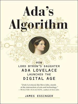 cover image of Ada's Algorithm