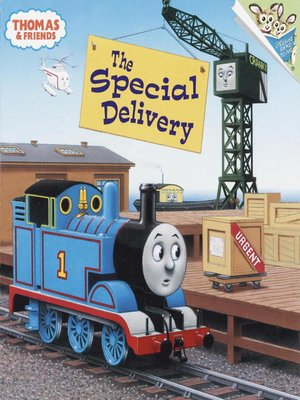 cover image of The Special Delivery (Thomas & Friends)