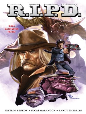 cover image of R.I.P.D. (1999), Volume 1