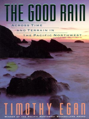 cover image of The Good Rain