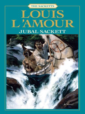 cover image of Jubal Sackett