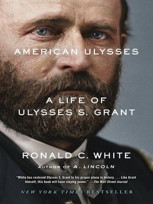 cover image of American Ulysses