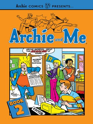cover image of Archie and Me Volume 2