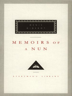 cover image of Memoirs of a Nun