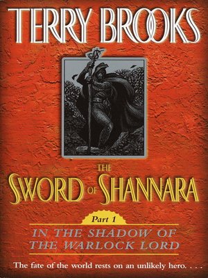 cover image of The Sword of Shannara, Part 1: In the Shadow of the Warlock Lord