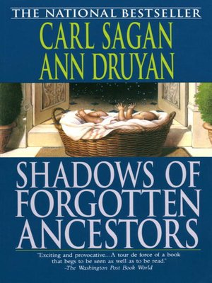 cover image of Shadows of Forgotten Ancestors
