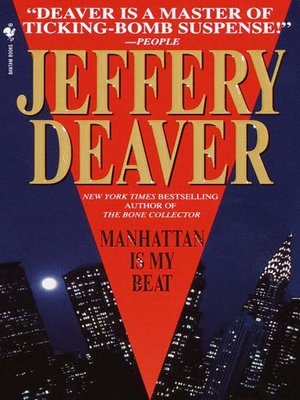 cover image of Manhattan Is My Beat
