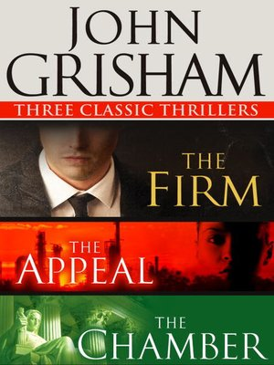cover image of Three Classic Thrillers (3-Book Bundle)