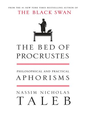 cover image of The Bed of Procrustes
