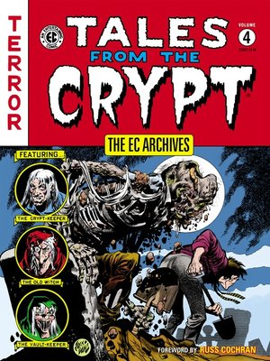 cover image of Tales from the Crypt (1950), Volume 4