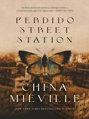 cover image of Perdido Street Station