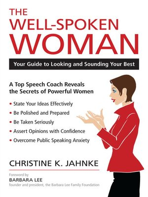 cover image of The Well-Spoken Woman