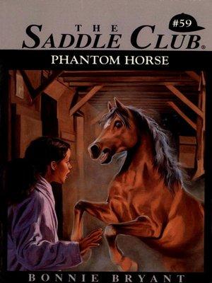 cover image of Phantom Horse