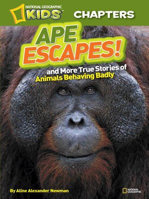 cover image of Ape Escapes