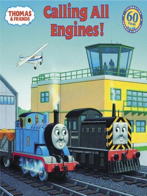 cover image of Calling All Engines (Thomas & Friends)