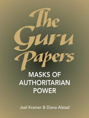 cover image of The Guru Papers