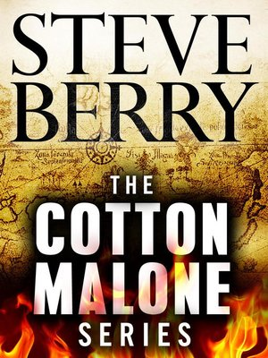 cover image of The Cotton Malone Series 7-Book Bundle