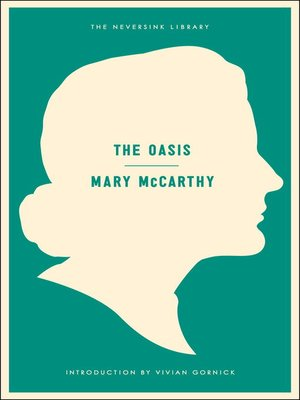 cover image of The Oasis