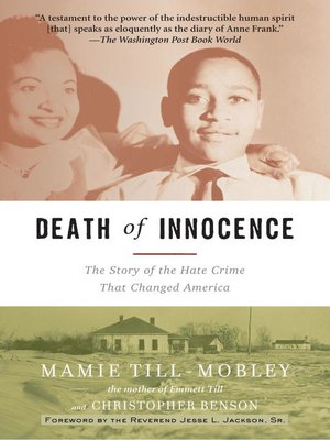 cover image of Death of Innocence