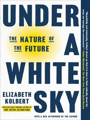 cover image of Under a White Sky