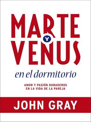cover image of Marte y Venus en el dormitorio