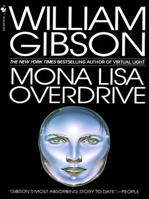 cover image of Mona Lisa Overdrive