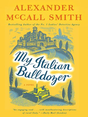 cover image of My Italian Bulldozer