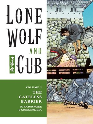 cover image of Lone Wolf and Cub, Volume 2